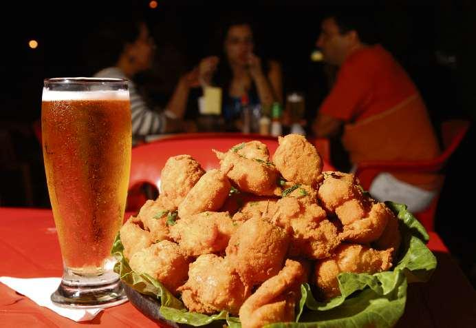 Kiéber do Bar Abertura: um clássico da boemia de Vitória. Crédito: Gustavo Louzada/Arquivo