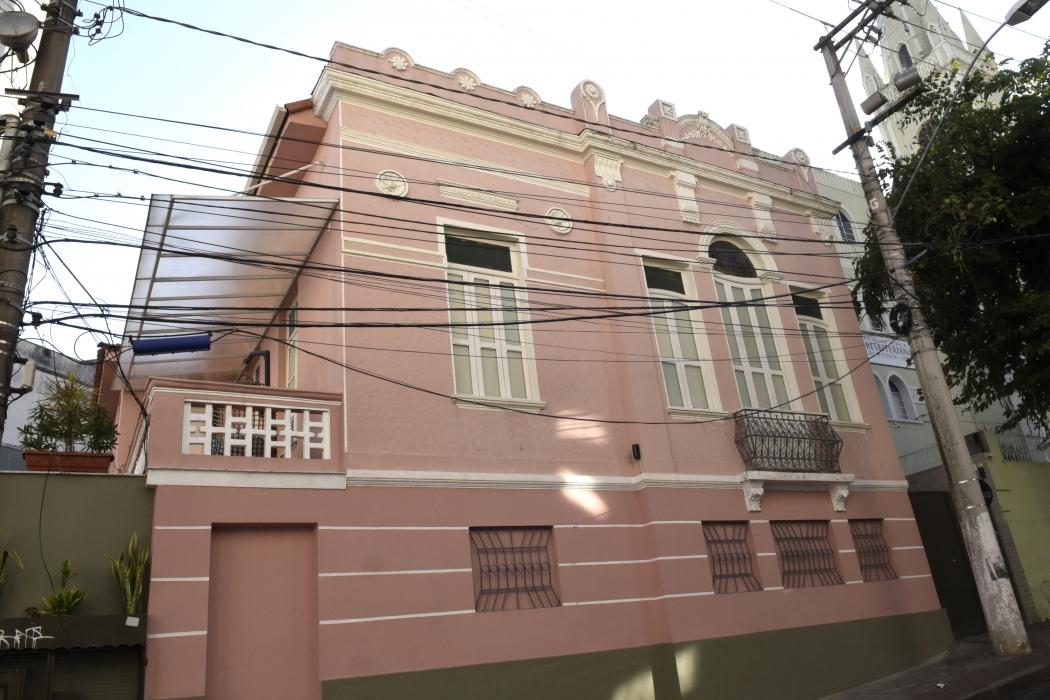 Edificação na Rua Sete de Setembro, Centro de Vitória. Crédito: Carlos Alberto Silva