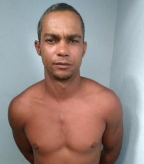 Alex Antonio dos Santos, de 24 anos, está preso no Centro de Detenção Provisória de Aracruz