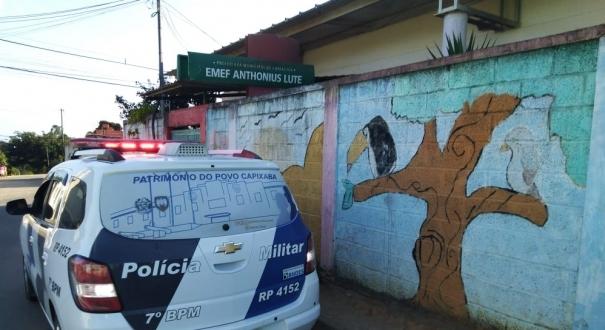 Escola volta a funcionar em Nova Esperança, Cariacica