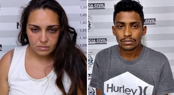 Polícia prende casal acusado de tentar matar inspetor penitenciário