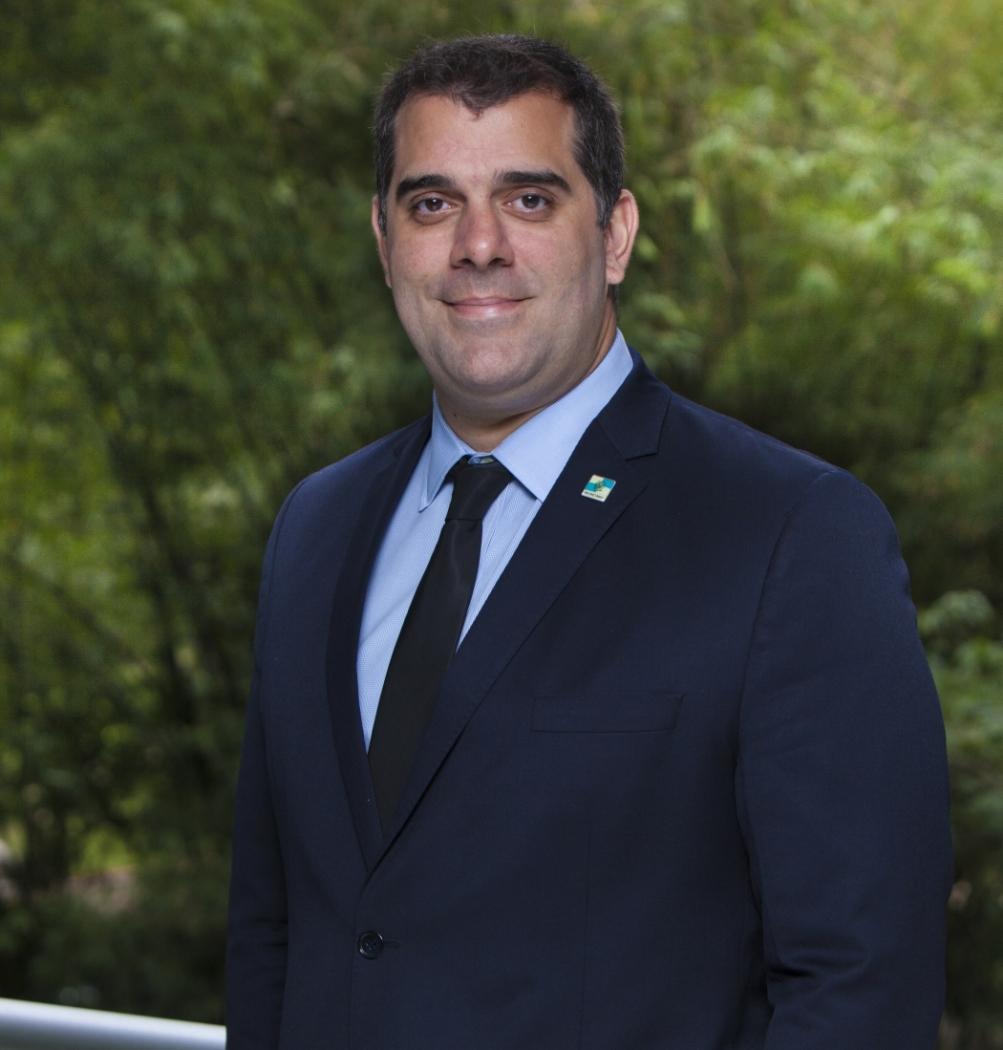 Lucas Tristão é advogado capixaba e secretário de Wilson Witzel, governador do Rio de Janeiro. Crédito: Luis Simpson