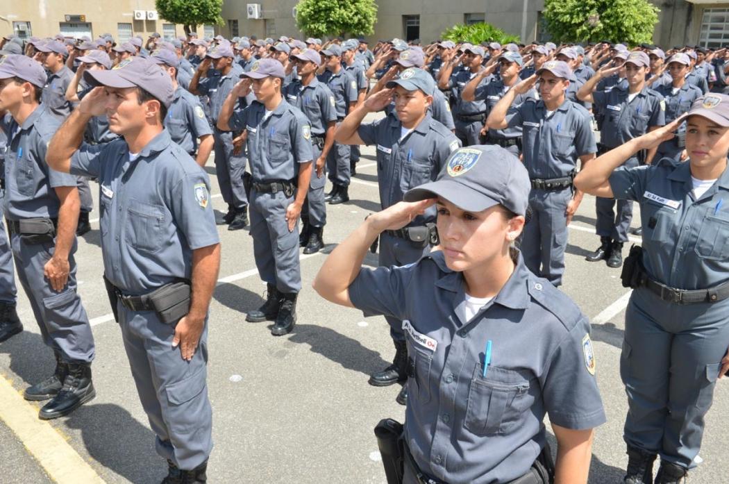 Proposta do governo federal é incluir os policiais militares no projeto de lei que trata a aposentadoria dos membros das Forças Armadas. Crédito: Reprodução internet