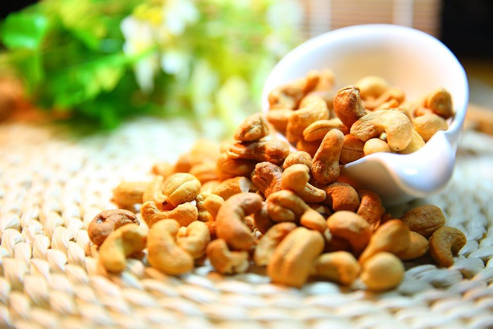 Brasil exportará castanha para a Arábia Saudita . Crédito: Pixabay
