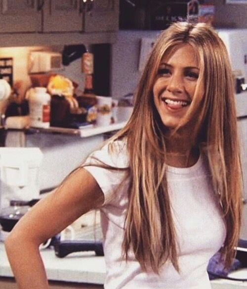 Friends: Ralph Lauren cria coleção inspirada na personagem de Rachel. Crédito: Pinterest