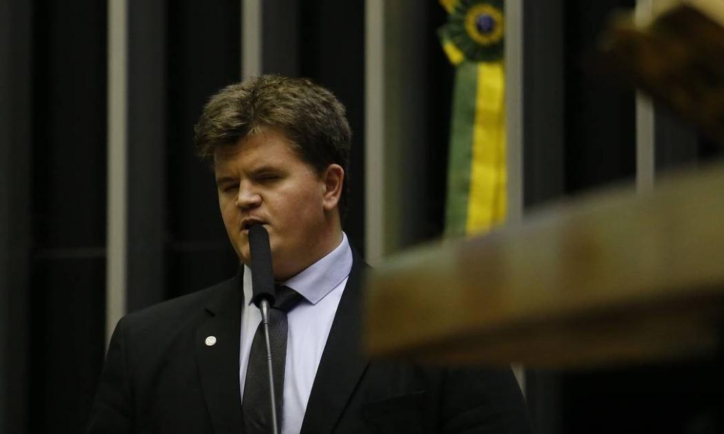 Deputado federal do ES Felipe Rigoni. Crédito: Divulgação