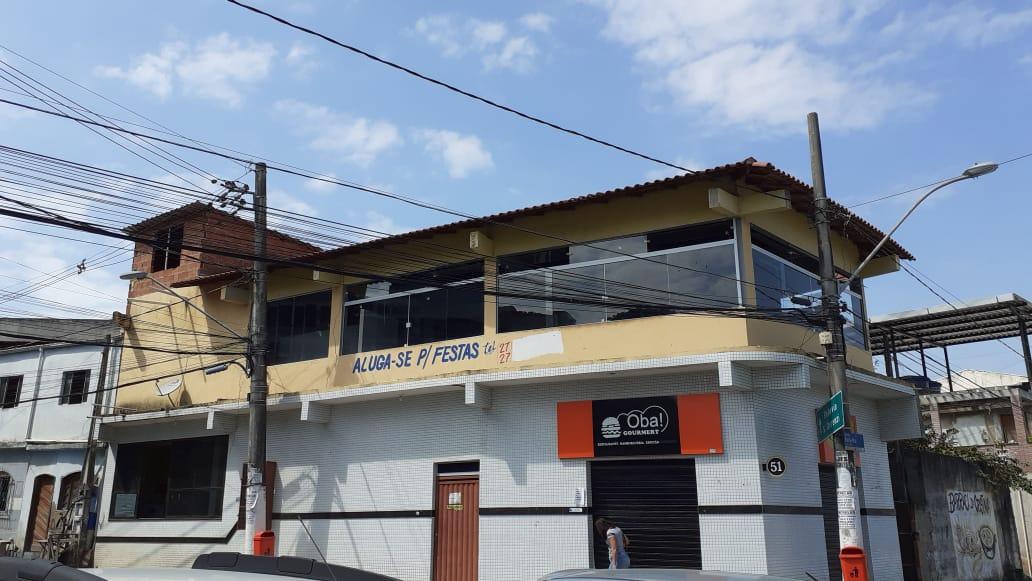 Dois mortos e um ferido em baile funk no bairro Ilha das Caieiras . Crédito: Raquel Lopes
