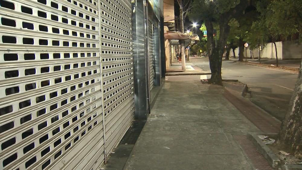 Pizzaria é roubada 2 vezes em menos de uma semana, em Jucutuquara. Crédito: Reprodução/ TV Gazeta