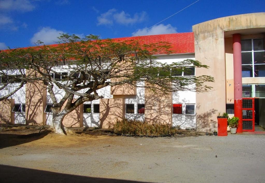 Centro de formação do Movimento Sem Terra (MST), em Pernambuco. Crédito: Divulgação   MST