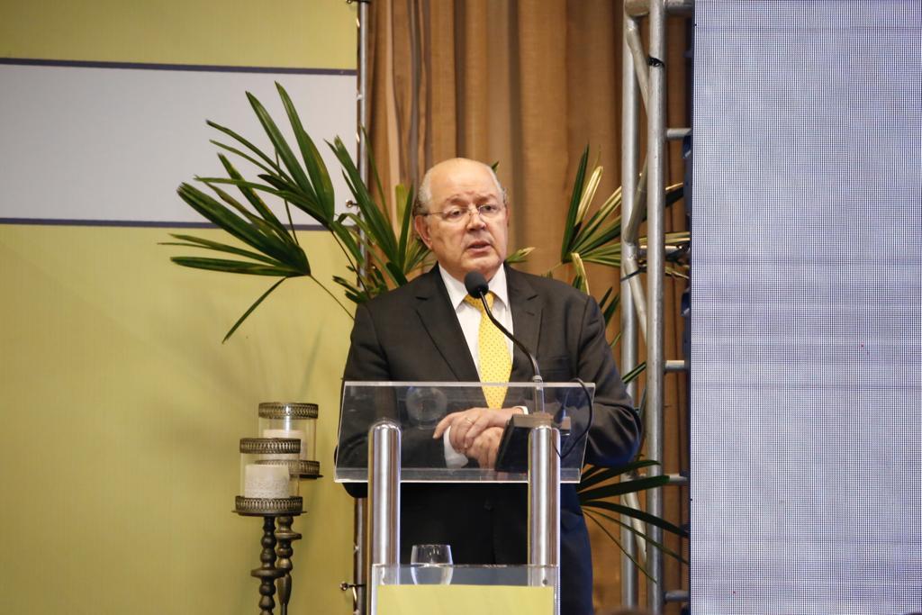O economista Luiz Carlos Hauly é o autor da proposta de reforma que tramita no Senado. Crédito: Divulgação/OAB-ES