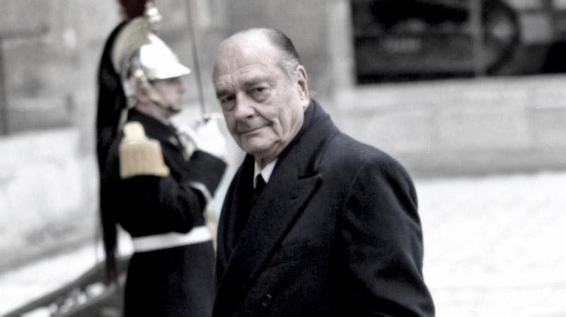 Jacques Chirac. Crédito: Divulgação/Mosaique