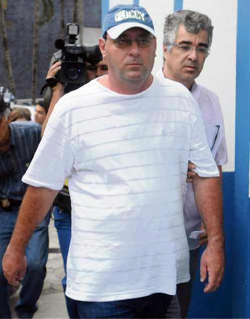 José Jardel Astolpho (de boné) em foto tirada em 2009. Crédito: Ricardo Medeiros | Arquivo | GZ