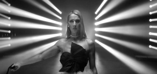 Celine Dion no clipe de Imperfections. Crédito: Reprodução/Youtube